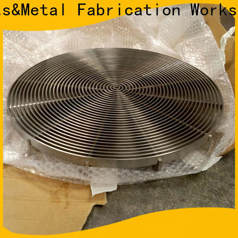 widely used large metal floor grates metal company for tower