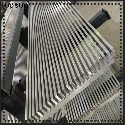 fine-quality steel flat bar grating cnc for business for mall