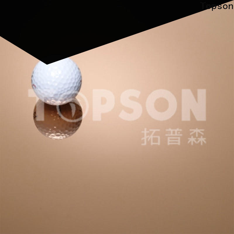 Topson sheet stainless steel sheets for sale China for handrail