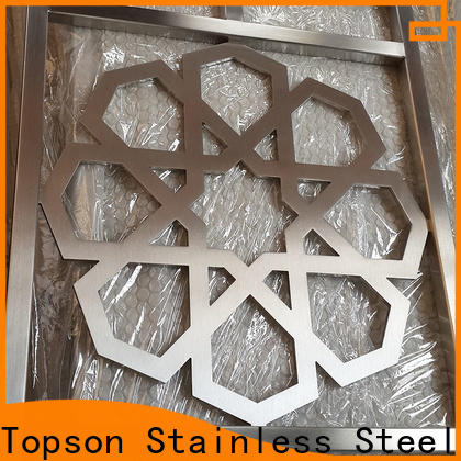 Topson screen aluminium decorative screens company for curtail wall