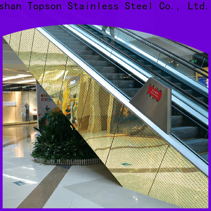 elegant steel cladding suppliers steel factory price for wall