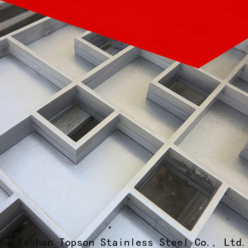 Topson tray industrial floor drain covers for business for office