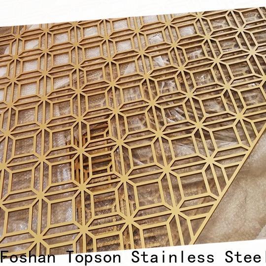 Custom palacios screen enclosures aluminium in china for building faced