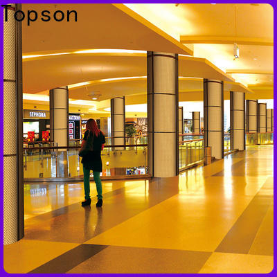 Topson stainless steel cladding manufacturers company for elevator