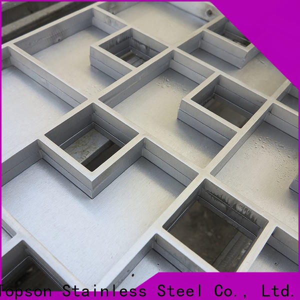 high-quality stainless steel stormwater grates covers for business for apartment