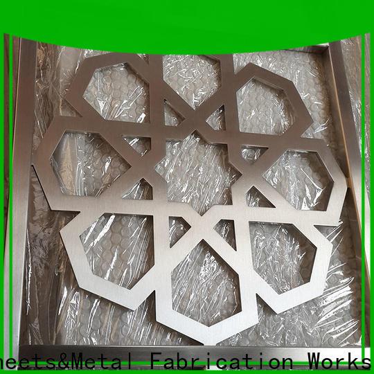 Wholesale mashrabiya panels external for business for building faced
