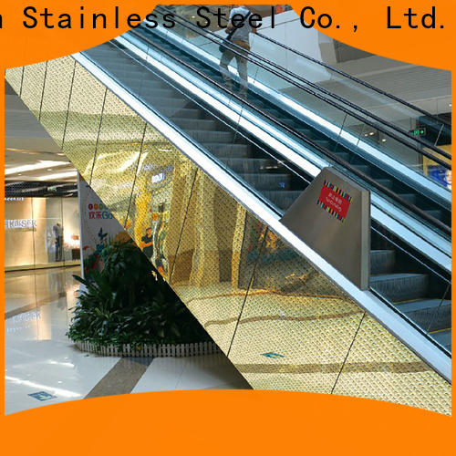 Topson jamb architectural cladding systems for wholesale for shopping mall