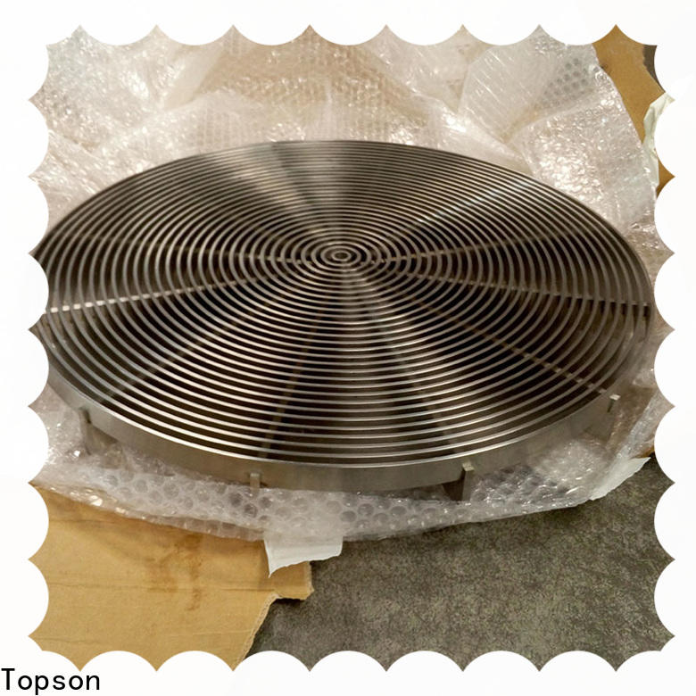 Topson gratingstainless floor grates for decks Suppliers for apartment