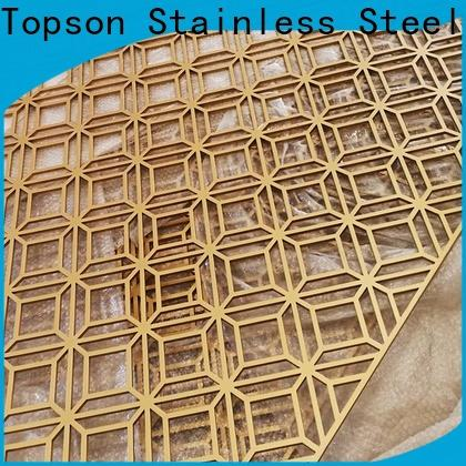 stable decorative metal screen mashrabiya from china for building faced