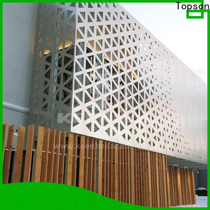 metal decoration manufacturers & fretwork screen panels