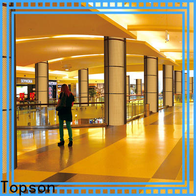 Topson cost-effective wall cladding designs for lift