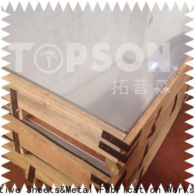 stable stainless steel sheets manufacturers hairline company for partition screens