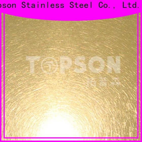 decorative stainless steel sheet decorative company for partition screens