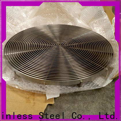 Topson contemporary stainless steel stormwater grates for business for building