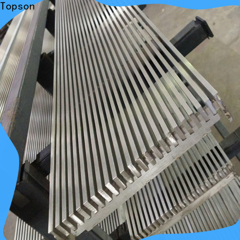 Topson metal metal grating manufacturers Suppliers for room