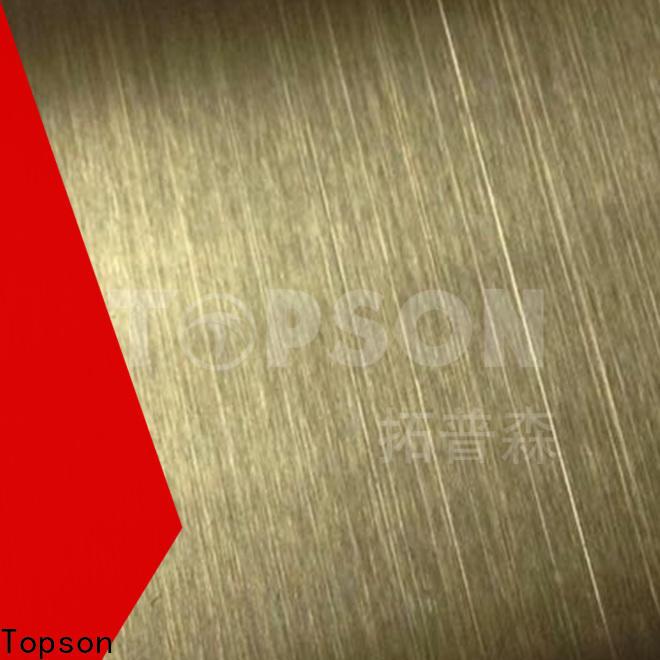 High-quality stainless steel sheets manufacturers blasted for partition screens