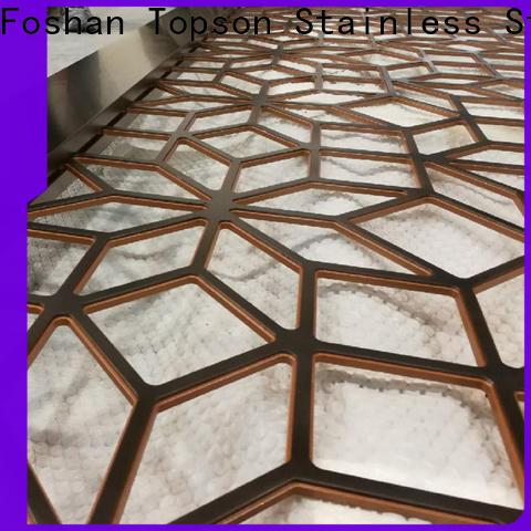 decorative aluminum screen & buy stainless steel railings