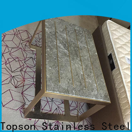 Topson widely used stainless steel wall cabinets kitchen Suppliers for decoration