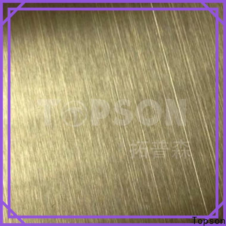luxurious decorative sheet steel antifingerprint manufacturers for kitchen