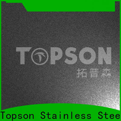 stainless steel sheets for sale color for business for handrail