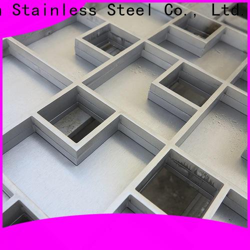 carport pergola aluminium & stainless steel access cover