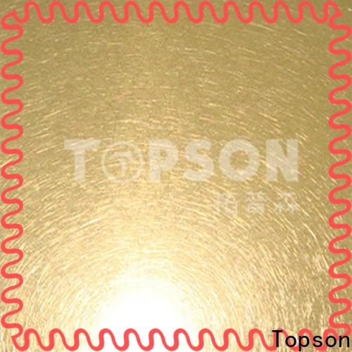 durable bead blasted stainless steel vibration Supply for vanity cabinet decoration