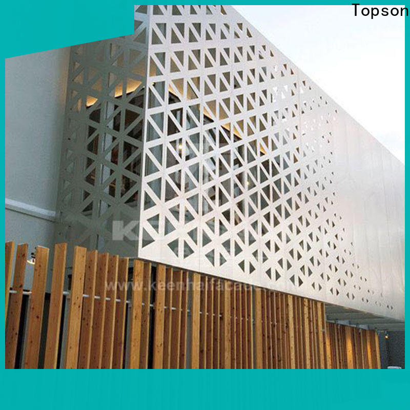 Topson internal musharabiya for business for building faced