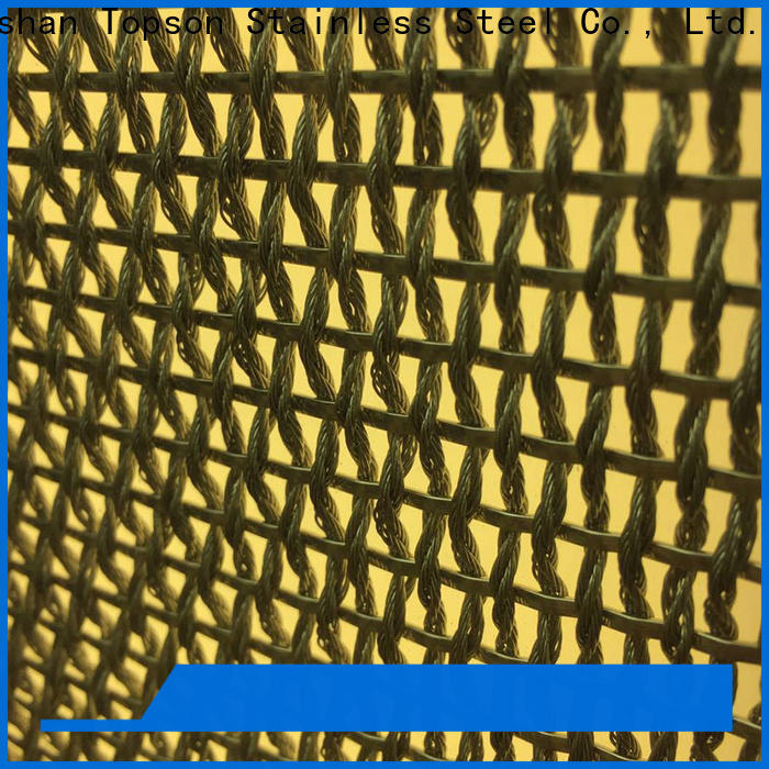 Top perforated metal screens suppliers metal in china for building faced