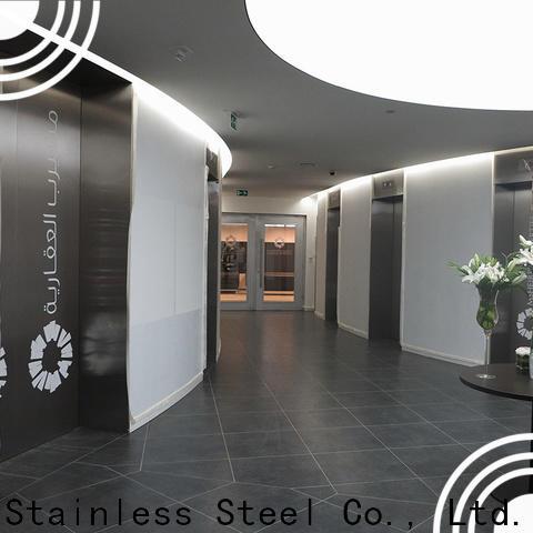 stainless steel cupboard door handles & outdoor floor grates