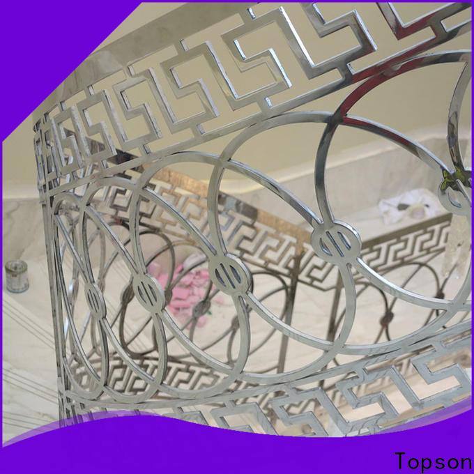 steel deck railing systems & custom glass corporation