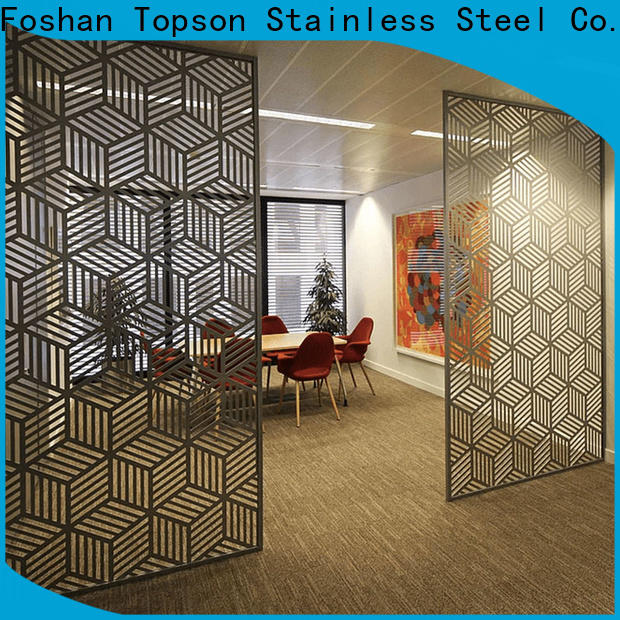 durable perforated metal screen wall metal in china for building faced