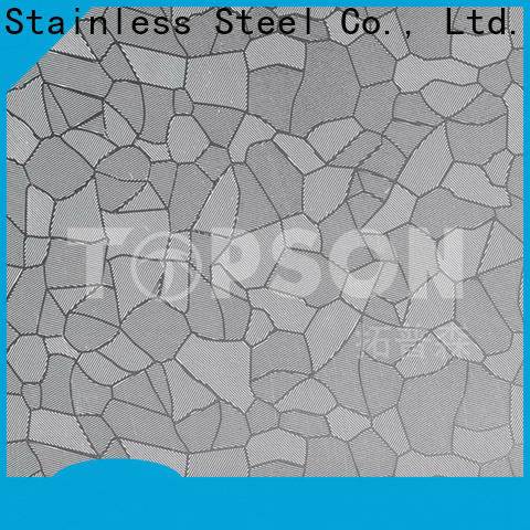 Topson High-quality stainless steel sheet suppliers China for kitchen