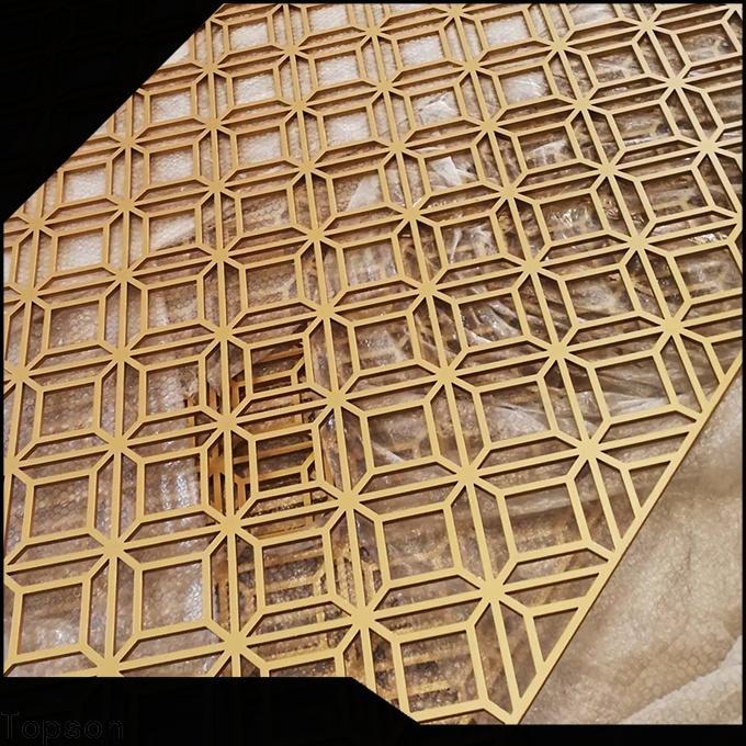 steel pipe bollards price & perforated metal screen panels