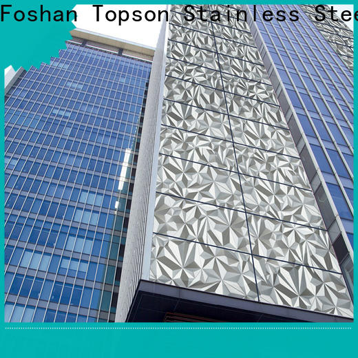 musharabiya & kitchen steel wall covering