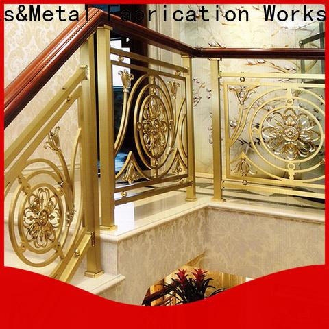 metal works fabrication & ss steel balcony railing