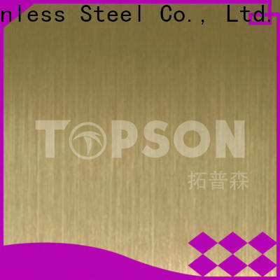 Topson steel decorative steel panels for walls Suppliers for partition screens