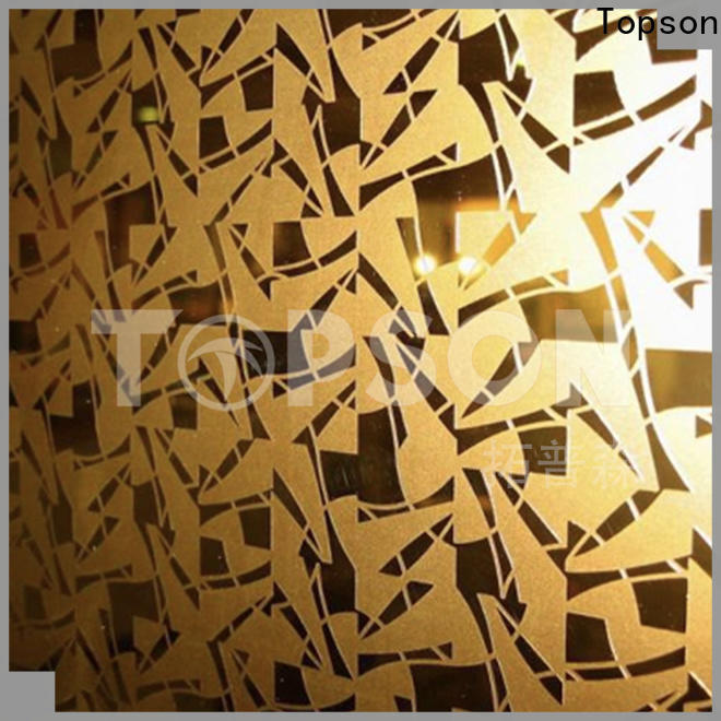 Topson stainless stainless steel plate suppliers Suppliers for kitchen