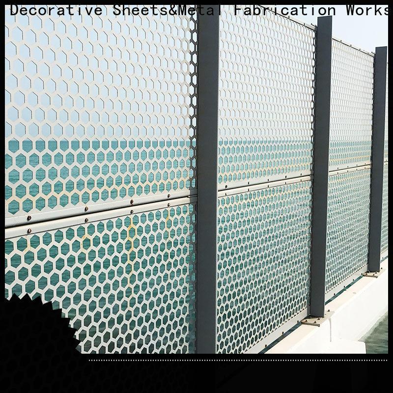 white pvc pergola kits & aluminium decorative screens