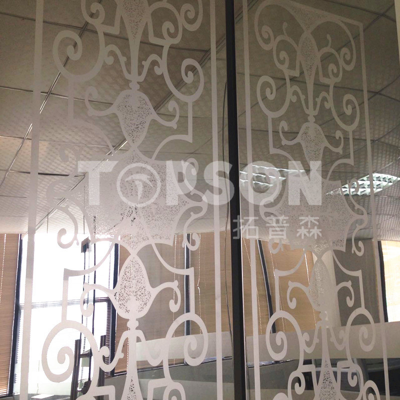 Topson bead textured stainless steel sheet metal for business for partition screens-11